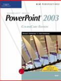 New Perspectives on Microsoft PowerPoint 2003, Coursecard Edition, Zimmerman, S. Scott and Zimmerman, Beverly B., 1418839124
