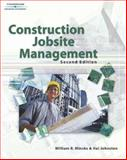 Construction Jobsite Management, Mincks, William R. and Johnston, Hal, 140180912X
