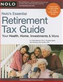 Nolo's Essential Retirement Tax Guide, Twila Slesnick and John Suttle, 1413309127