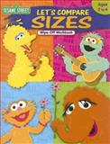 Sesame Street Let's Compare Sizes Wipe-off Workbook, Learning Horizons, 158610912X