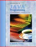 Introduction to Java Programming with Microsoft Visual J++ 6.0, Liang, Y. Daniel, 0130869120