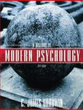 A History of Modern Psychology, Goodwin, C. James, 0470129123