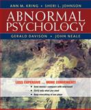 Abnormal Psychology, Davison, Gerald C. and Johnson, Sheri L., 1118129121