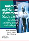 Anatomy and Human Movement Study Cards, Palastanga, Nigel and Soames, Roger W., 0443069131