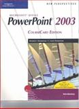 New Perspectives on Microsoft Office PowerPoint 2003, Introductory, CourseCard Edition, Zimmerman, S. Scott and Zimmerman, Beverly B., 1418839132