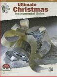 Ultimate Christmas Instrumental Solos, Alfred Publishing Staff, 0739099132