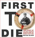 First to Die, Bryan Elson, 0887809138