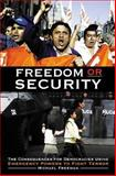 Freedom or Security 9780275979133