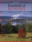 Essentials of Ecology, Townsend, Colin R. and Begon, Michael, 0470909137