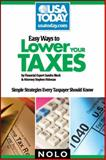 Easy Ways to Lower Your Taxes, Sandra Block, 1413309135