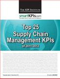 Top 25 Supply Chain Management KPIs Of 2011-2012, The KPI Institute, 1482549131