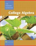 College Algebra, Lial, Margaret L. and Hornsby, John, 0321499131