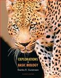 Explorations in Basic Biology, Gunstream, Stanley E., 0132229137