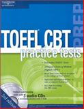 Toefl Cbt Practice Tests, Bruce Rogers, 0768909139