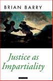 Justice As Impartiality, Barry, Brian, 0198279132