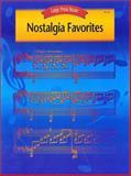 Nostalgia Favorites, , 0634009133