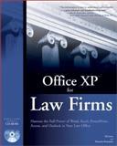 Office XP for Law Firms, Ed Jones and Romena Benjamin, 0764549138