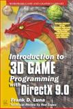 Introduction to 3D Game Programming with DirectX 9.0, Frank D. Luna, 1556229135