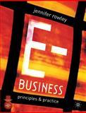 E-Business, Jennifer Rowley, 0333949137