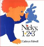Nicky, 1-2-3, Cathryn Falwell, 0395569133