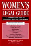 Women's Legal Guide, Julie A. Tigges, 1555919138