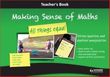 Making Sense of Maths, Susan Hough and Frank Eade, 1444169149
