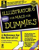 Illustrator 6 for Macs for Dummies, Greenberg, Adele, 1568849141