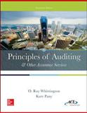 Principles of Auditing and Other Assurance Services, Whittington, Ray O. and Pany, Kurt, 0077729145