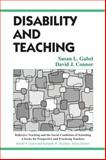 Disability and Teaching 1st Edition