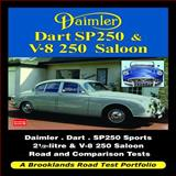 Daimler Dart SP250 and V-8 250 Saloon, R. M. Clarke, 1855209144