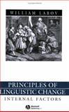 Principles of Linguistic Change 9780631179146