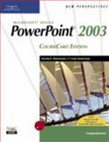 New Perspectives on Microsoft PowerPoint 2003, Comprehensive, Coursecard Edition, Zimmerman, S. Scott and Zimmerman, Beverly B., 1418839140