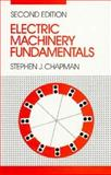 Electric Machinery Fundamentals, Chapman, Stephen J., 0070109141