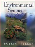 Environmental Science : Earth as a Living Planet, Keller, Edward A., 0471389145