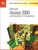 New Perspectives on Microsoft Access 2000 with VBA - Advanced, Oxford, Kris, 0619019158