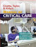Manual of Critical Care 9780781769150