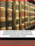 Nouveaux Essais de Psychologie Contemporaine, Paul Bourget, 1146449151
