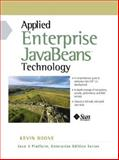 Applied Enterprise JavaBeans Technology, Boone, Kevin, 0130449156