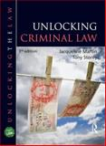 Unlocking Criminal Law, Tony Storey, 1444109154