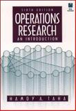 Operations Research : An Introduction, Taha, Hamdy A., 0132729156