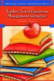 Teacher-Tested Classroom Management Strategies, Nissman, Blossom S, 0137149158
