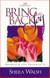 Bring Back the Joy, Sheila Walsh, 0310229154