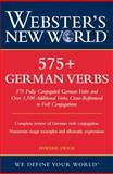 Webster's New World 575+ German Verbs, Edward Swick, 0764599151