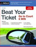 Beat Your Ticket, Attorney, David Brown, 1413319157
