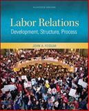 Labor Relations, Fossum, John, 0078029155