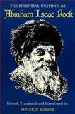 The Essential Writings of Abraham Isaac Kook, Bokser, Ben Zion, 0916349152