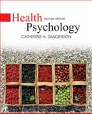 Health Psychology, Sanderson, Catherine A., 0470129158