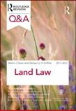 Q and A Land Law 2011-2012, Dixon, Martin J. and Griffiths, Gerwyn, 0415599164