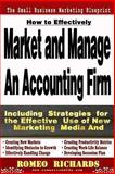 How to Effectively Market and Manage an Accounting Firm, Romeo Richards, 1492249165