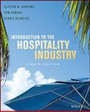 Introduction to the Hospitality Industry, Barrows, Clayton W. and Powers, Tom, 0470399163